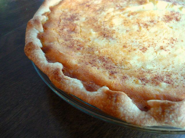 Ricotta & Pineapple Pie . : Sweet and creamy, and much lighter than a ...