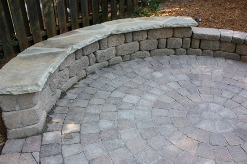small retaining wall front yard pinterest