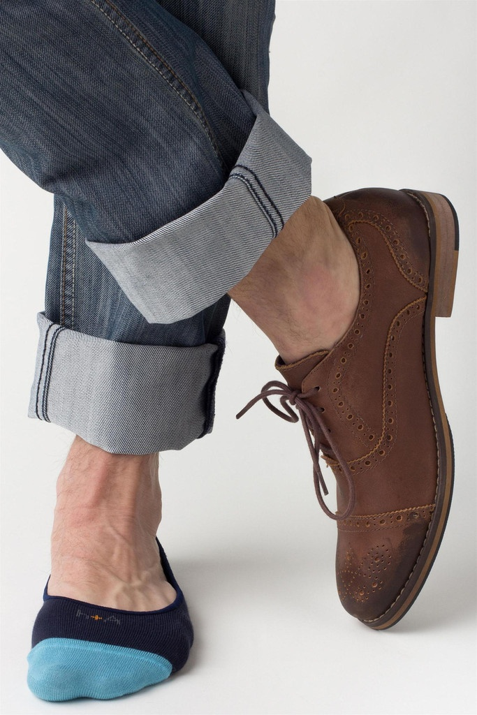 Men's Socks Cool, colorful, creative - a guy's style says a lot about who he is. Whether you're into tailored trousers or don jeans every day, cool men's socks will add a touch of personality to your look.