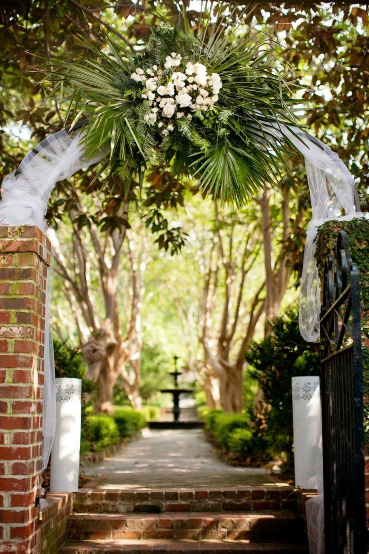 Perfect Backyard Wedding : Perfect Garden for a Perfect Wedding  Outdoor Curtains  Pinterest
