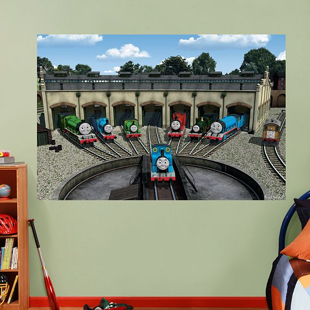 Thomas And Friends Wall Decals Target : Thimas And Friends Station   Google  Search Part 89