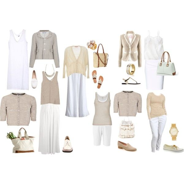 """It's Only Neutral..."" by lisaag on Polyvore"