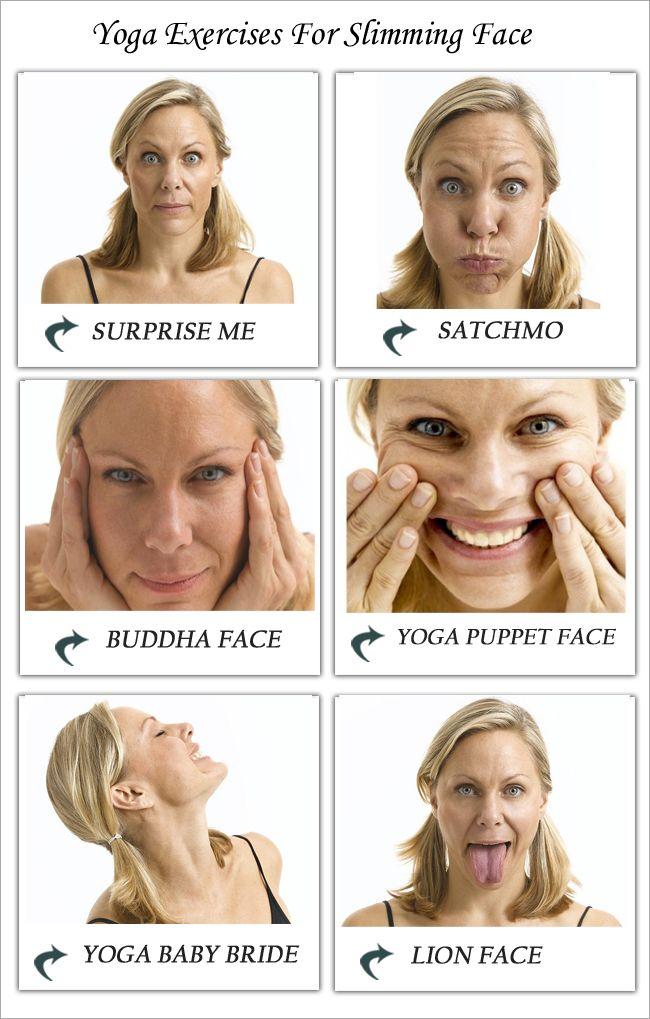Yoga Facial Exercise 75