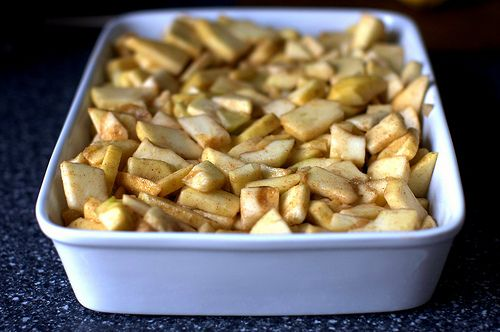breakfast apple granola crisp | Food | Pinterest