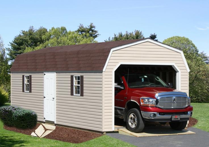 Hywall single car garage for One car garage storage