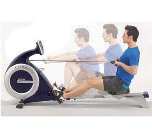 how to use rowing machine at