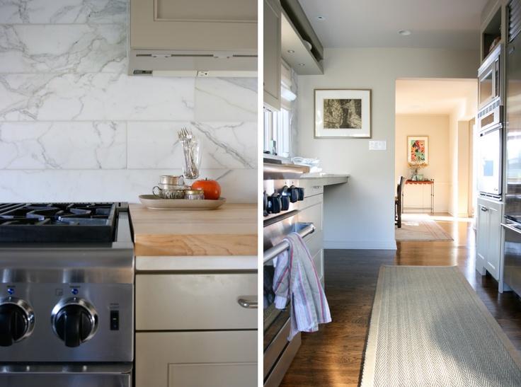 marble backsplash butcher block counter tops stephmodo real life
