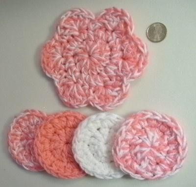 Crochet Round Dish Scrubbies Only New Crochet Patterns