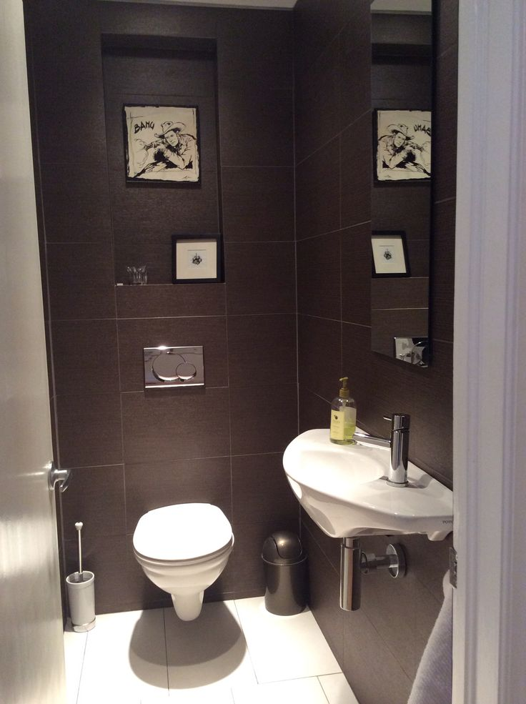 Small bathroom spaces pinterest for Bathrooms for small bathrooms