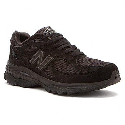 Womens New Balance Shoes W990v3 Black