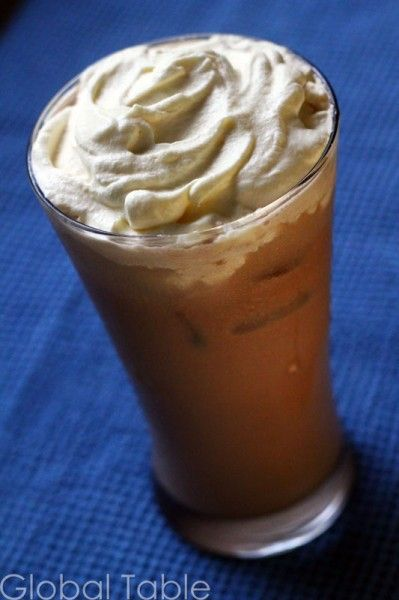 Recipe: Iced Brazilian Mocha-Cola (Iced coffee) - sounds interesting ...