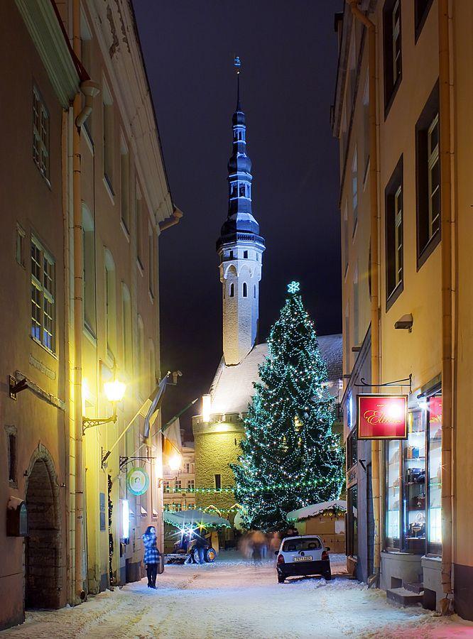 ✮ Tallin, Estonia