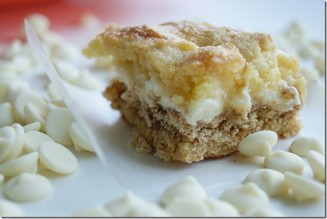 white s'mores gooey cake bars | Inspiration 2.0! | Pinterest