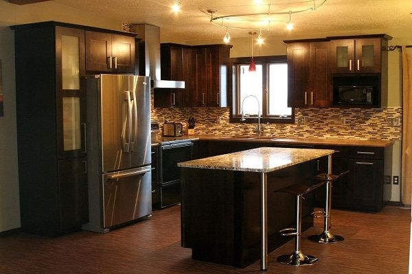 Kitchen Color Ideas With Maple Cabinets House Pinterest