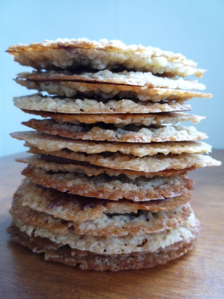 Florentine Cookies | Strudel | Pinterest