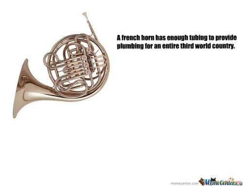 french horn | Noah (roni-man) | Pinterest