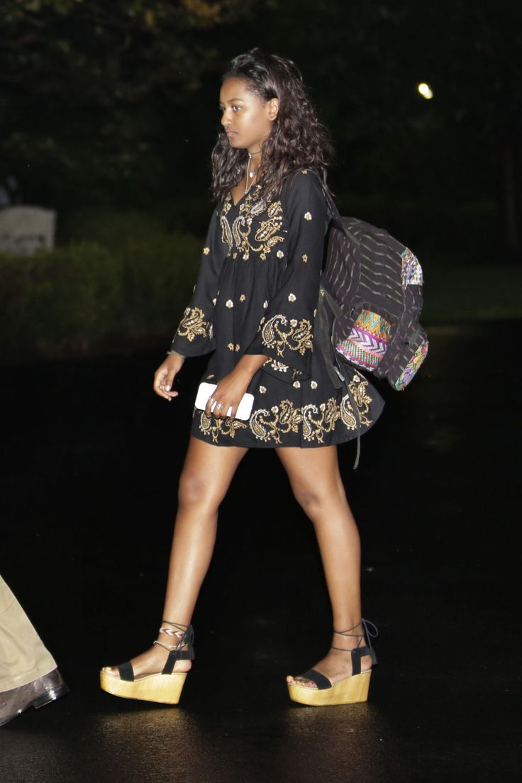 Sasha obama fashion blog