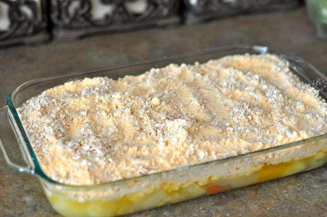 Lamberts Lately: Recipe - Tropical Dump Cake