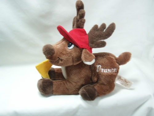 Prancer Rudolph the Red Nosed Reindeer 2009 CVS Plush