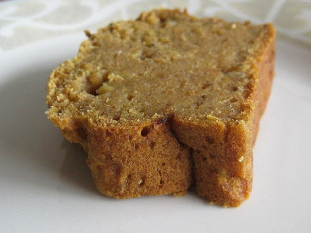 pumpkin banana bread | make it all the time using gluten free flour ...