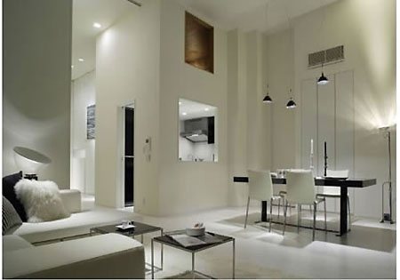 Pin by gabriela bonilla on ideas para casas pinterest - Imagenes de interiores de casas modernas ...