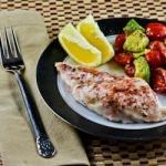 Kalyn's Kitchen®: World's Easiest Roasted Tilapia Recipe