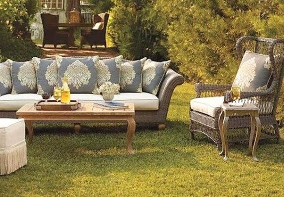 Frontgate Outdoor Furniture Beautiful Outdoor Living Pinterest