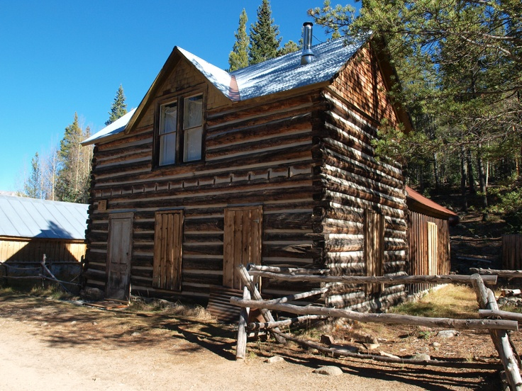 Tin cup colorado neighborhood finds pinterest for St elmo colorado cabins