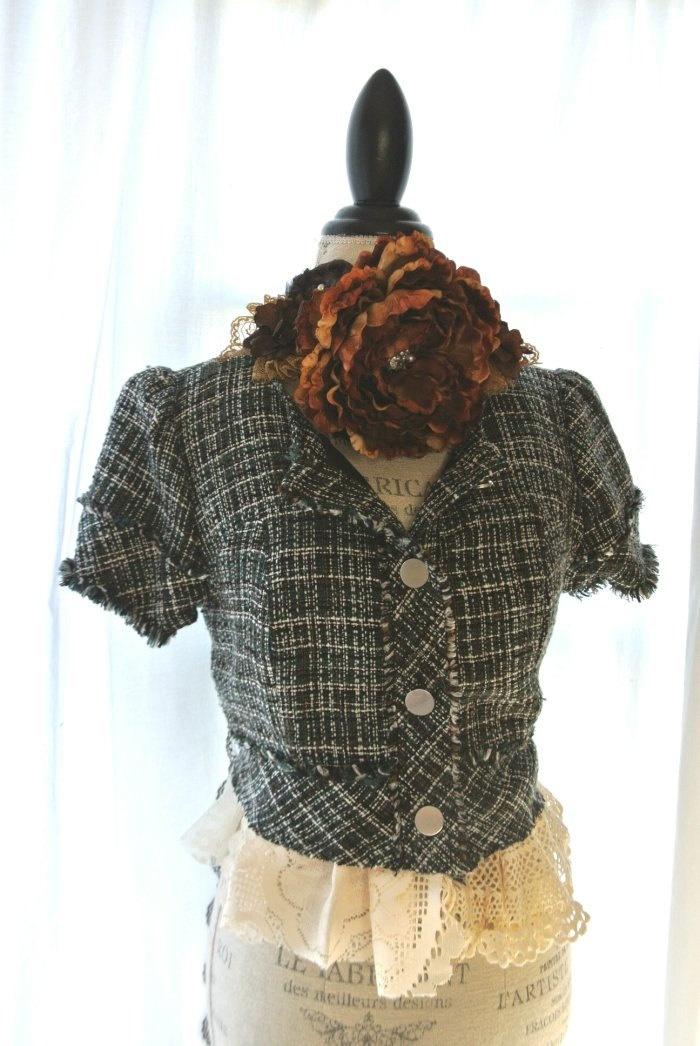 Gypsy cowgirl dress, ruffle dress, womens clothing, western, rustic