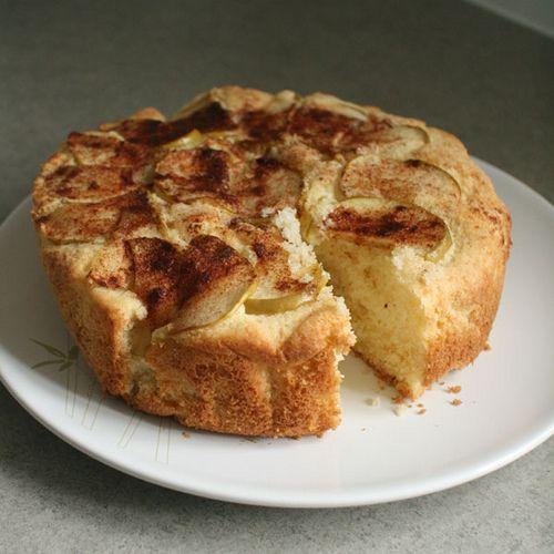 Gluten Free Apple Tea Cake | Yum! Gluten-Free recipes | Pinterest
