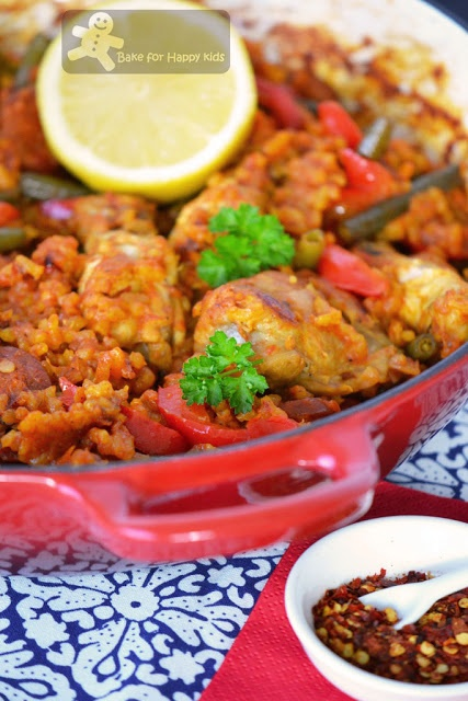 chicken paella | Celiac-Friendly Cooking | Pinterest