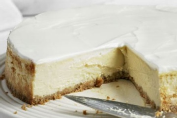 Chantal's New York Cheesecake | Sweets | Pinterest