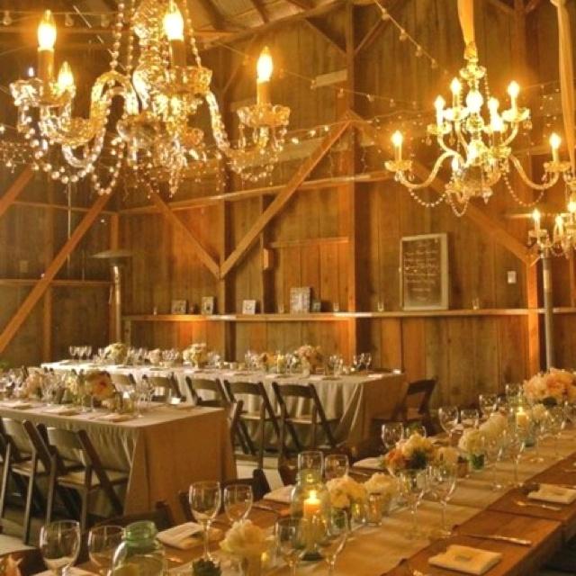 Country chic barn reception wedding ideas pinterest