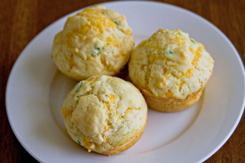 Cheddar Chive Muffins | Tasty Kitchen: A Happy Recipe Community!