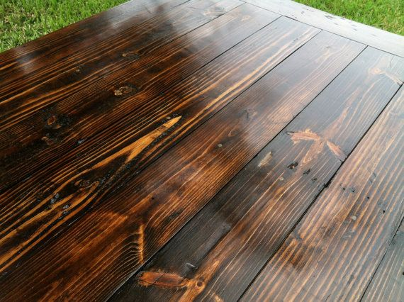 How To Restain A Wood Table Top Newhairstylesformen2014com