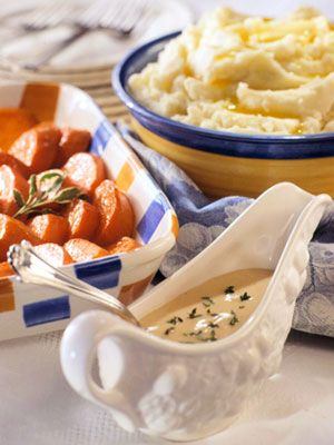 Classic Mashed Potatoes | Recipe