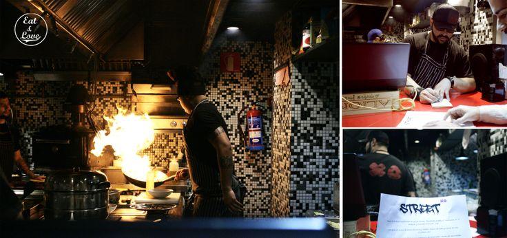 StreetXO, restaurante street food Madrid