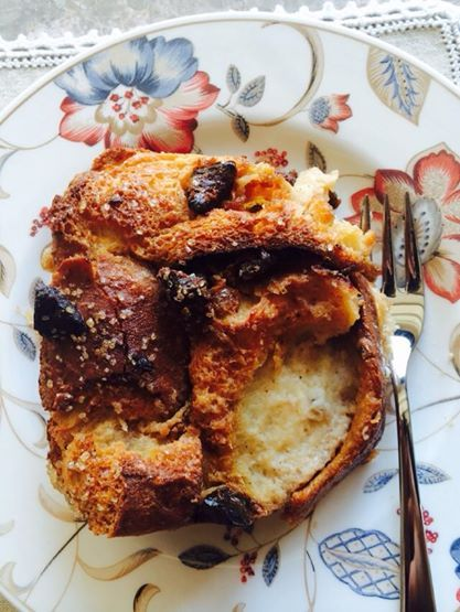 bread and butter pudding   life is too short for burnt toast   Pinter ...
