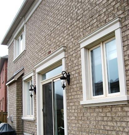 Window trim molding exterior - Moldings