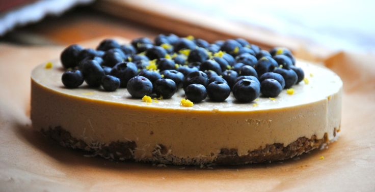 "blueberry lemon 'cheesecake"" | Eat | Pinterest"