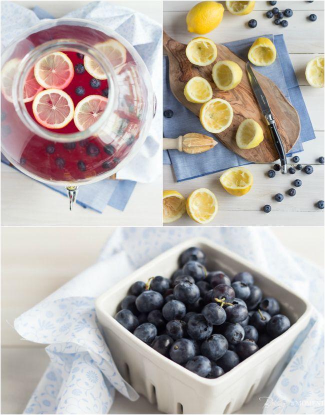 Blueberry Lavender Lemonade   Baking a Moment