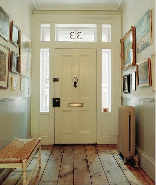 Entryway Wall Decor Pinterest : Entryway wall decor idea making an entrance