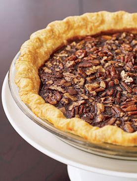 This indulge worthy Maple-Pecan Pie with be a hit at #Thanksgiving! And plus it pairs great with our Chardonnay!