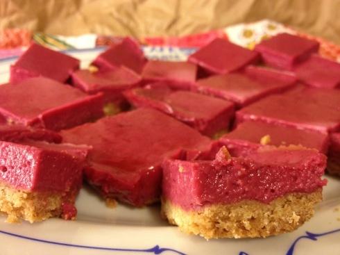 Cranberry Bars | Fruit Bites and Sips | Pinterest