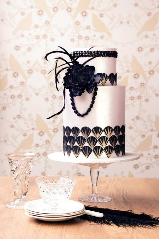 you can have your) great gatsby cake (and eat it)