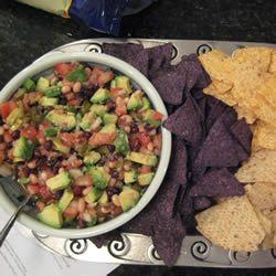 Texas Caviar with Avocado Allrecipes.com