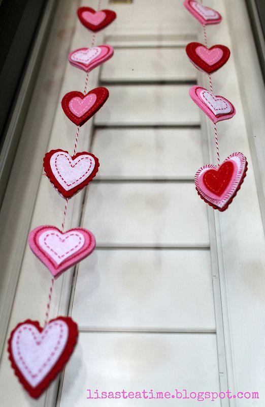 valentine day mantel ideas pinterest