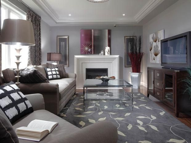 Narrow Living Room With Fireplace  Interior Design Ideas  Pinterest