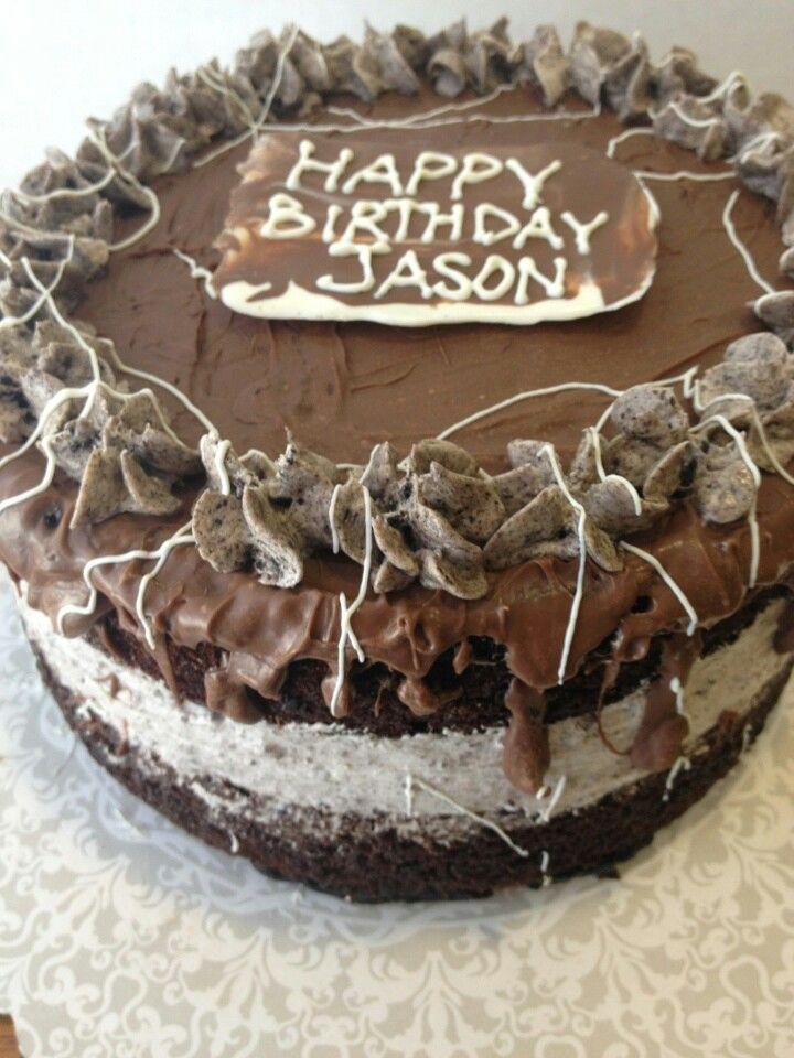 Oreo Cookie Cake | Cakes/Treats I made | Pinterest
