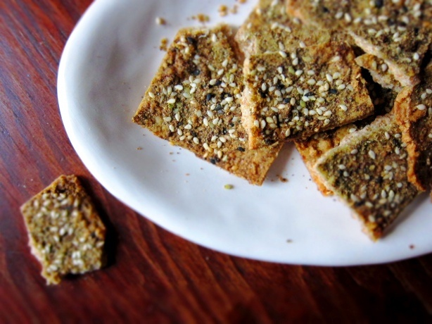 homemade olive oil crackers | Food/Recipes/Cooking | Pinterest